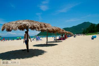 【广州出发】西冲海滩、杨梅坑、西冲情人岛纯玩2日跟团游*住民宿,玩游艇+烧烤-美团