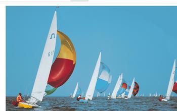 【湖里区】游海帆船俱乐部出海体验船票双人票-美团