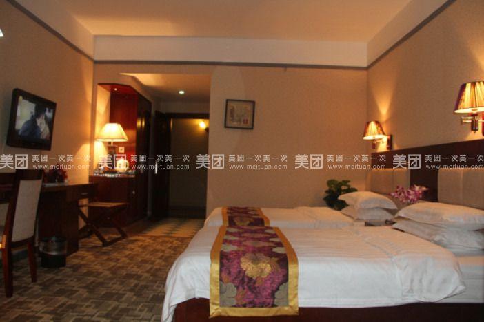 泰茏居度假酒店-豪华商务双标