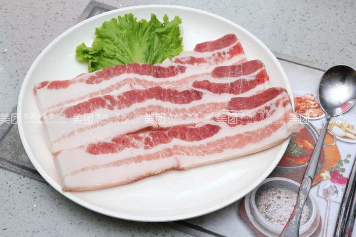 烤五花肉-清潭洞韩国料理地址 电话 菜单 人均消费 营业时间 图 威海美