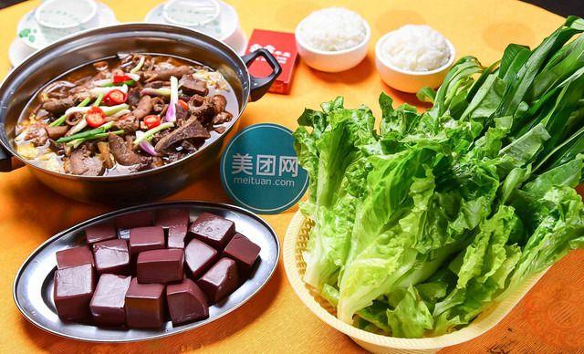 肇庆风景和美食