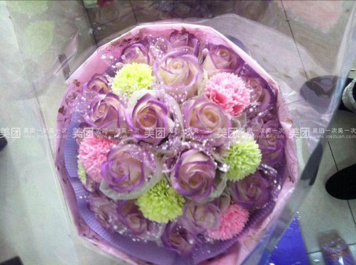 韩式花束精包装