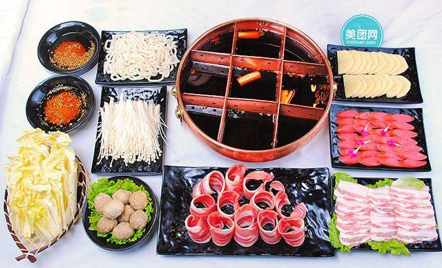红料理重庆火锅地址 电话 人均消费 营业时间 图 石家庄美团网图片