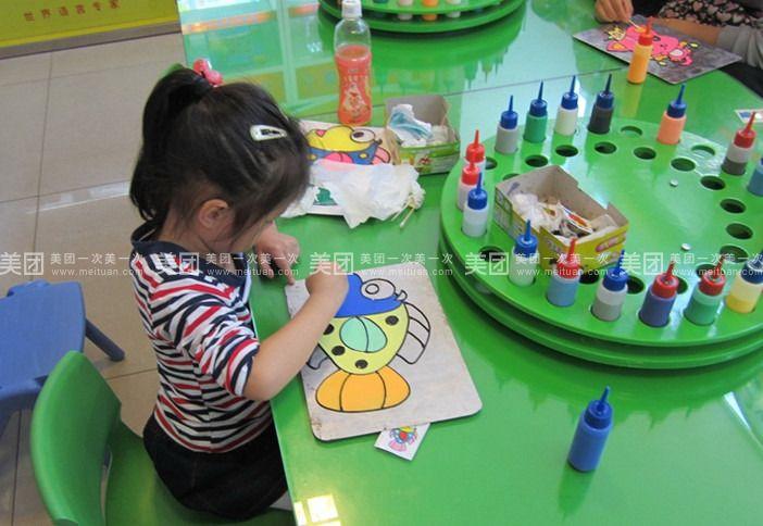 儿童diy陶艺图片