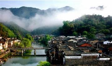 【九江出发】瑶里风景区、汪湖森林公园1日跟团游-美团