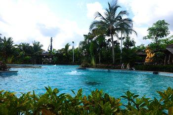 【天涯区】槟榔河黎家温泉旅游度假区门票亲子票1大1小-美团