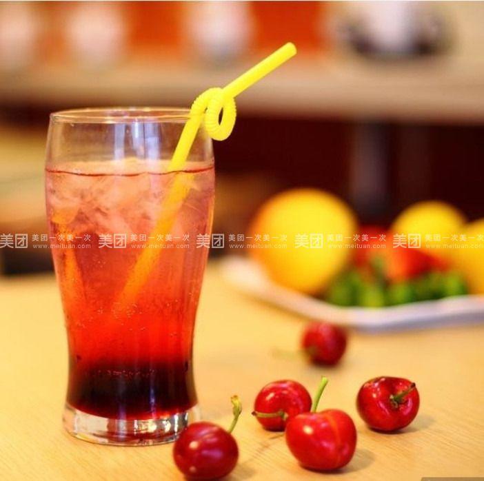 樱桃蔓越莓气泡水77