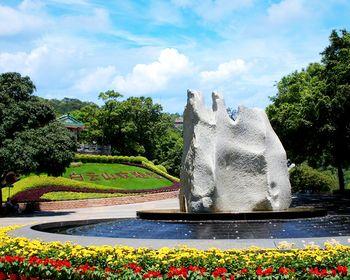 【广州】二沙岛、黄埔军校旧址、越秀公园等纯玩1日跟团游*一日读懂两千年-美团