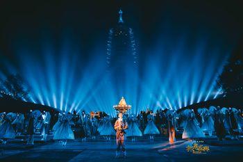【全国】南京总统府票+B区报恩盛典演出票(成人票)-美团