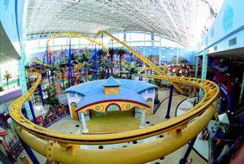 【华南摩尔】华南mall攀爬乐园-美团