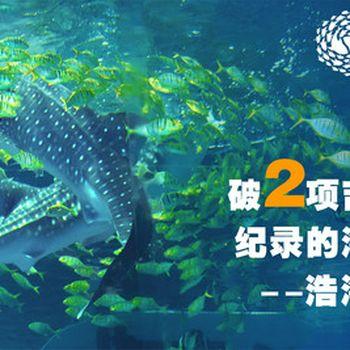 【蛟龙港/海滨城】浩海立方海洋馆-美团