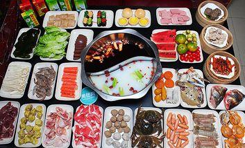 【广州】八爪鱼海鲜烧烤自助火锅城-美团