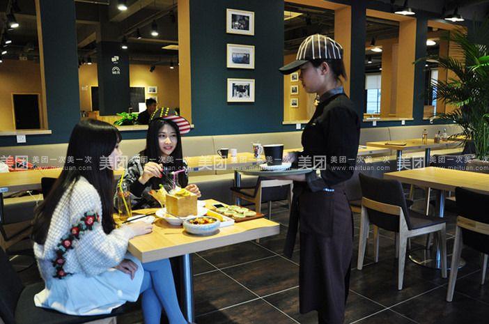 校园茶餐厅设计表叔茶餐厅设计图片6
