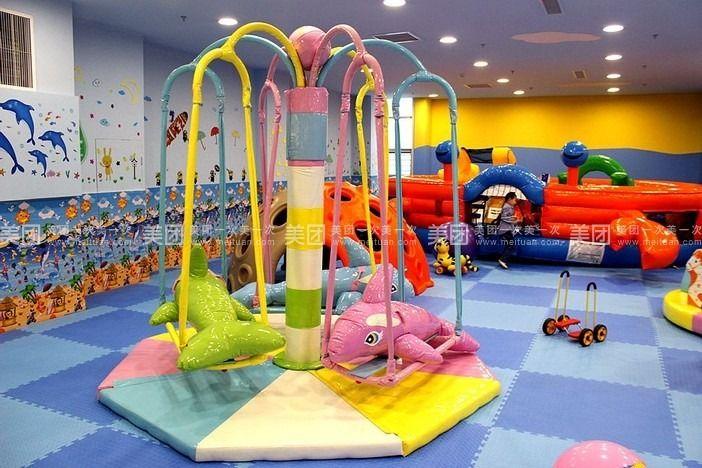 奇乐岛儿童乐园