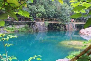 【临汾出发】焦作青龙峡、河南宝泉旅游度假区2日跟团游*美丽自然,舒适畅玩-美团