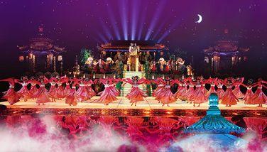 【华清宫】华清池长恨歌舞剧(第一场东西区A)演出成人票-美团