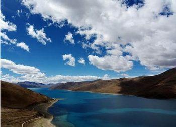 【拉萨出发】羊湖纯玩1日跟团游*醉美圣湖朝圣祈福-美团