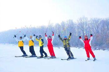 【龙潭区】鸣山绿洲滑雪场-美团