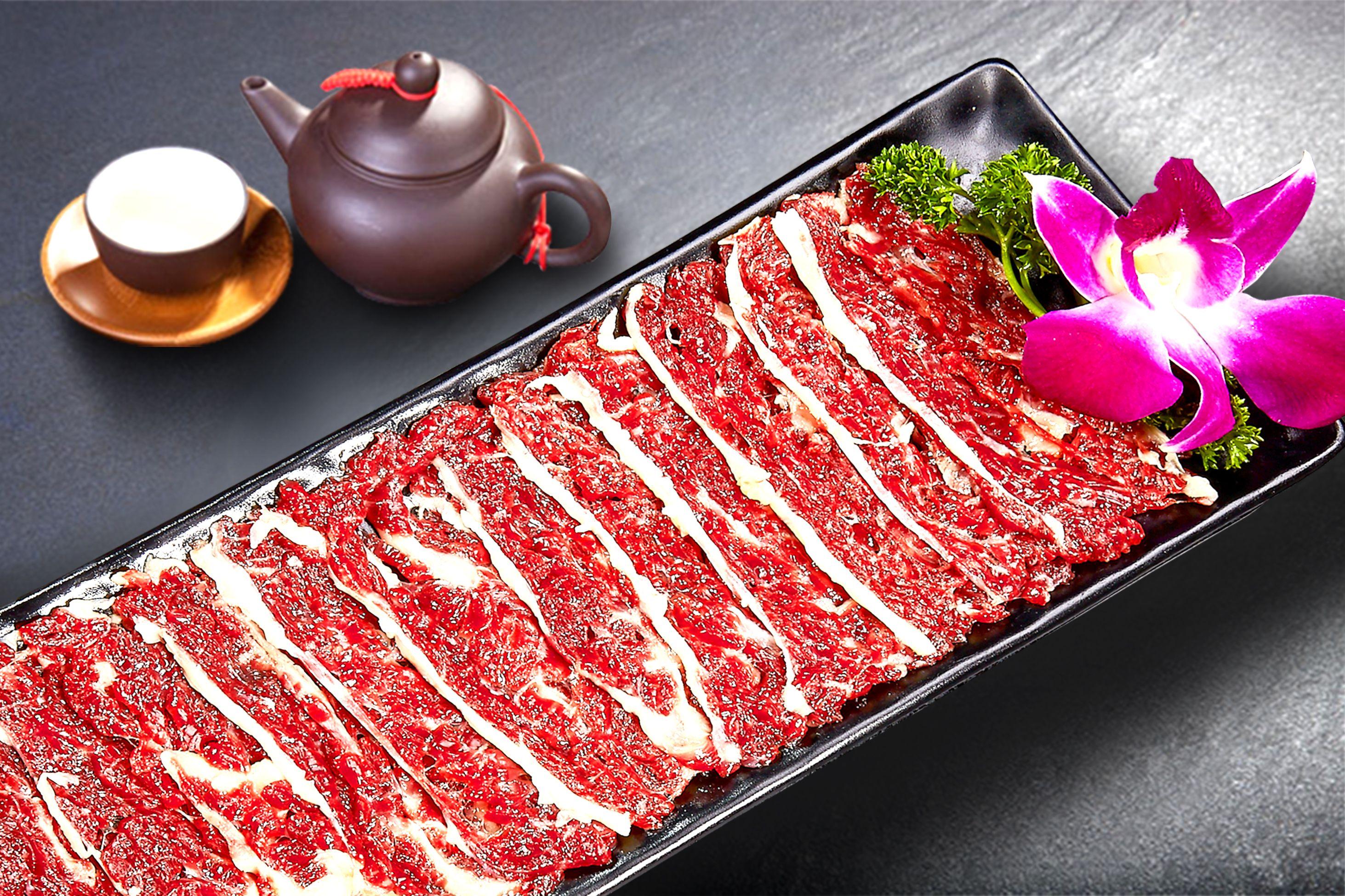 牛a潮汕牛肉火锅