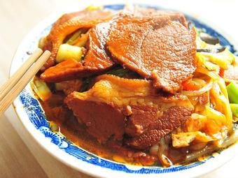 合峪烩菜馆