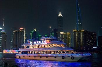 【外滩】上海黄浦江游览(十六铺码头)船票成人票-美团