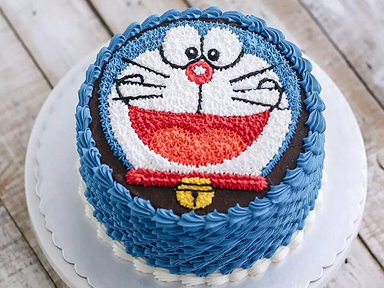 贝儿多手绘卡通蛋糕