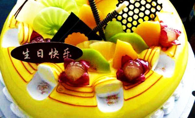 青岛冰激凌蛋糕