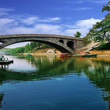 【赵县】赵州桥桥梁区门票+赵州桥桥梁博物馆门票-美团