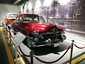 【岱岳区】泰山世界古典汽车博览馆成人票-美团