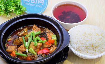 【郑州】润仟祥黄焖鸡米饭-美团