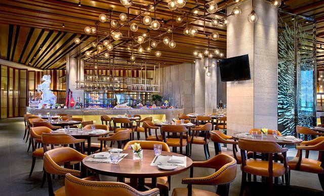 :长沙今日团购:【凯宾斯基元素西餐厅】家庭亲子晚餐自助,提供免费WiFi