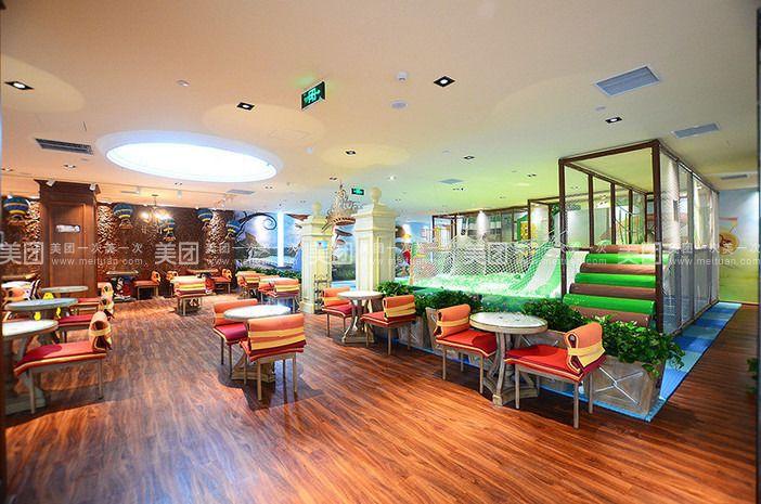 上海爱丽丝主题餐厅上海漫威主题餐厅图片8