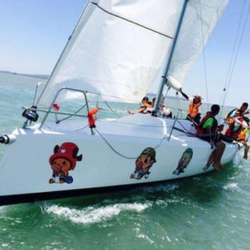【软件园】海行者(厦门)游艇俱乐部海贼王帆船出海体验成人票-美团