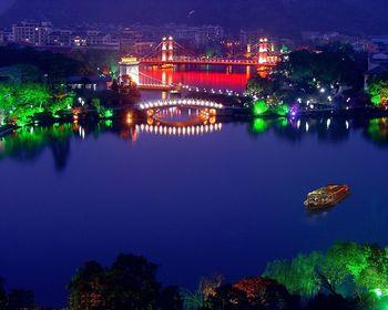 【七星区】两江四湖(解放桥码头)-美团