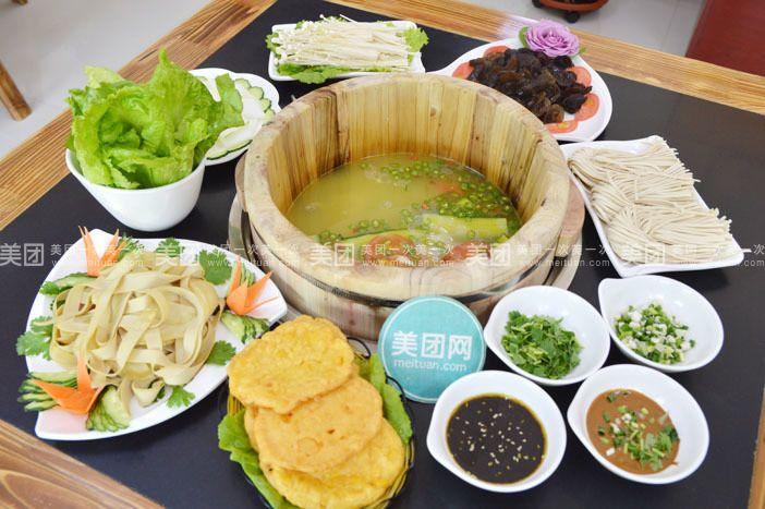 【北京雅安木桶鱼团购】雅安木桶鱼4-6人餐团购|图片
