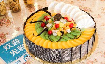 【安丘等】红苹果蛋糕房-美团