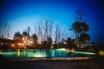 【泸县】天展温泉度假酒店周日至周四温泉门票成人票-美团
