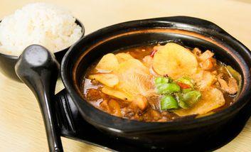 【蚌埠】碗留香黄焖鸡米饭-美团