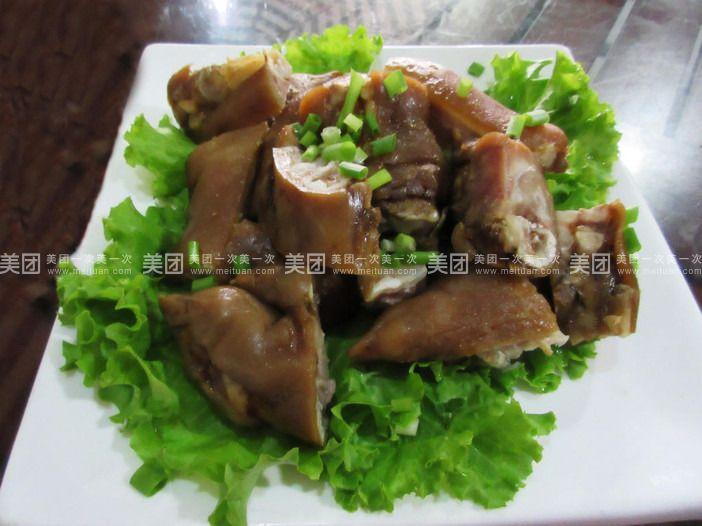 【商丘老虎杠子鸡团购】老虎杠子鸡6-8人餐