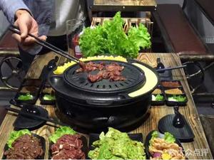 胡同里韩式烤肉