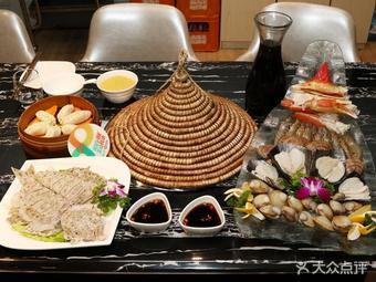 乐蒸鲜石锅鱼蒸汽创意餐厅(新奥购物中心店)