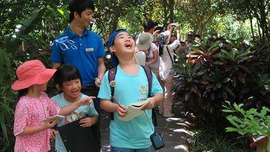 【兴隆热带植物园】兴隆热带植物园门票(儿童票)-美团