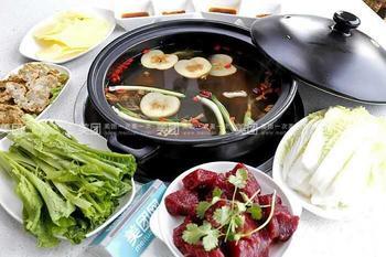 【茌平等】清汤黄牛肉肥牛火锅-美团