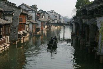 【杭州出发】乌镇景区、乌镇东栅、京杭大运河纯玩1日跟团游*千年水乡古镇-美团