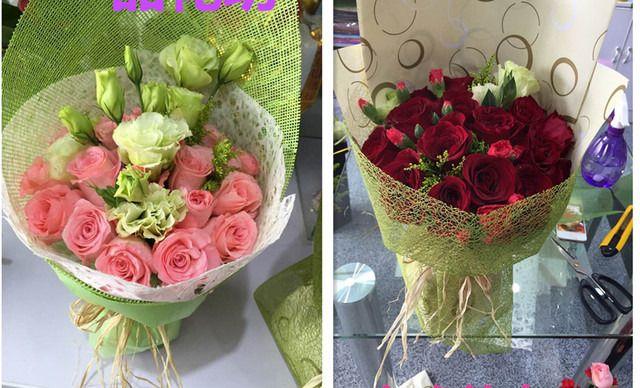 南通玫瑰花束团购