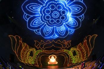 【普陀山】普陀山佛教盛典《观世音》大型演出普通席(成人票)-美团