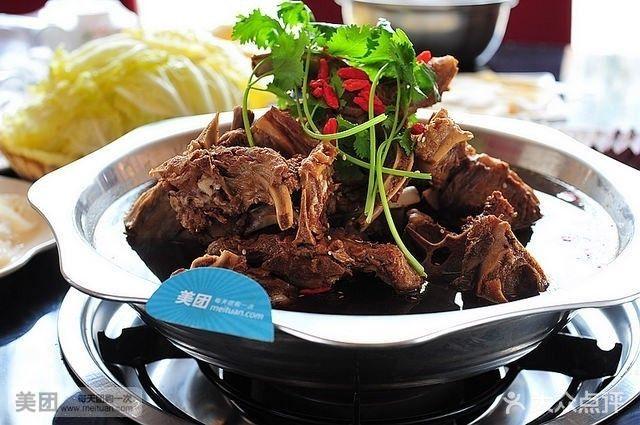 京城一锅(汽车北站店)-羊蝎子锅底(小)图片-宁德美食