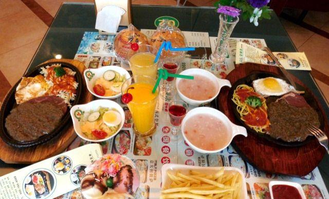 豪爽来中西餐厅浪漫双人套餐,包间免费,提供免费WiFi