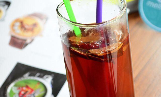 【悦咖啡】桂圆红枣果茶1杯,提供免费wifi