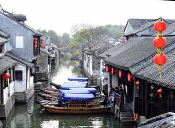 【杭州出发】周庄、沈厅、苏州张厅等1日跟团游*每周特价游,铁定发班-美团